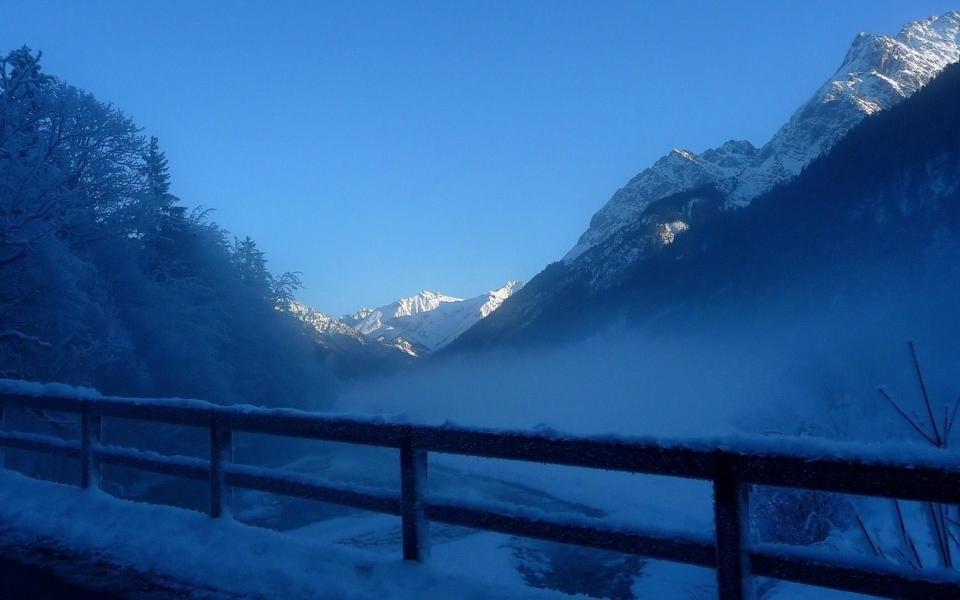 冬天大雪风景桌面壁纸-电脑桌面壁纸_壁纸大全