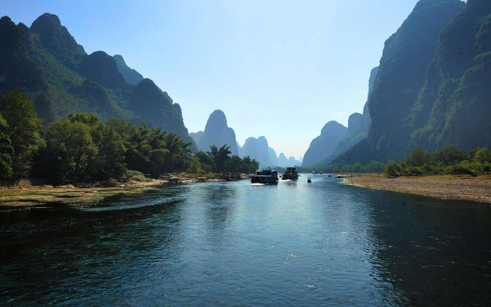 广西桂林山水风景高清壁纸-电脑桌面壁纸_壁纸大全