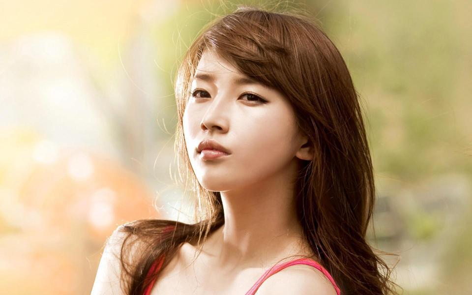 高清韩国美女桌面壁纸-美女图库