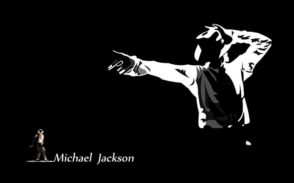迈克杰克逊桌面壁纸