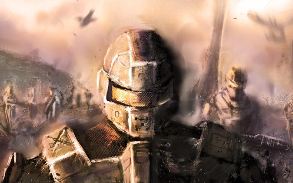 高清战争游戏桌面壁纸图片
