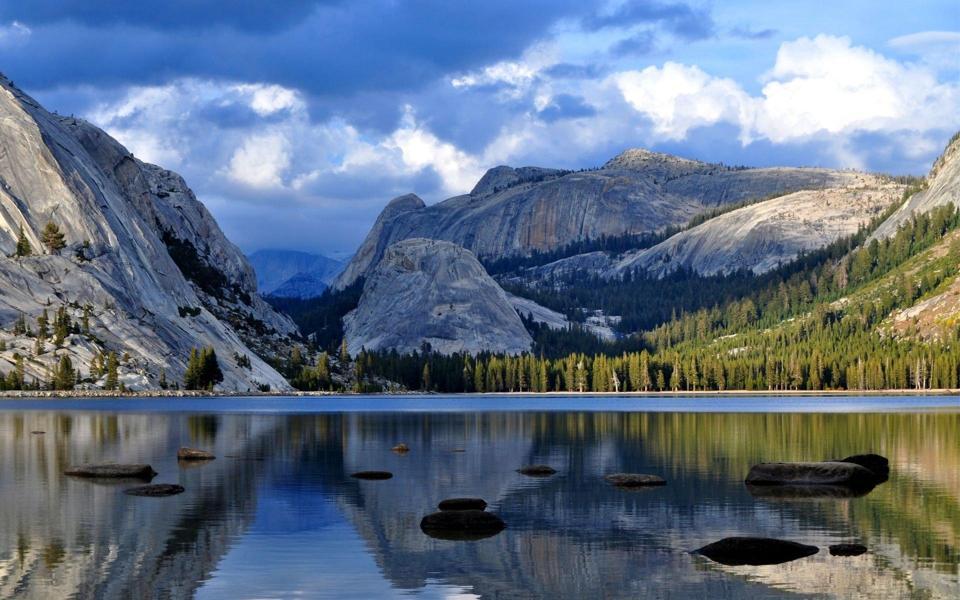 高清山水美景自然风景桌面壁纸