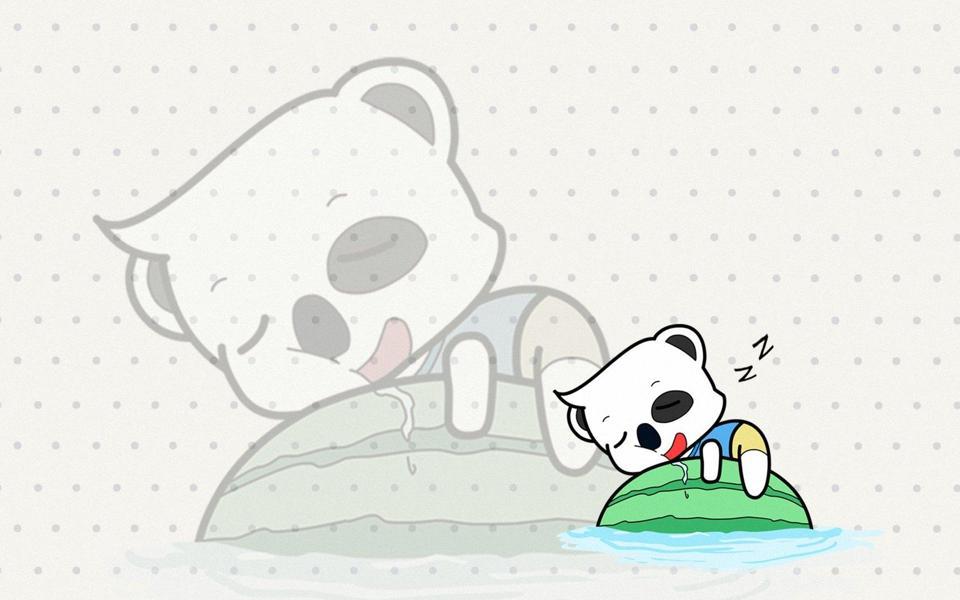 小熊可爱的桌面壁纸第16页