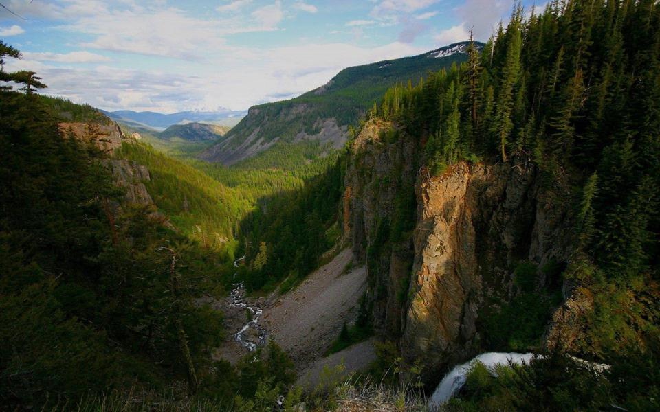 最美的自然风景桌面壁纸十分养眼