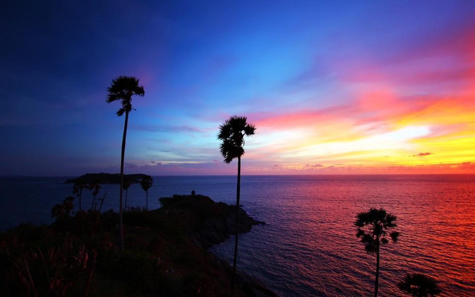 泰国普吉岛风光图片桌面壁纸