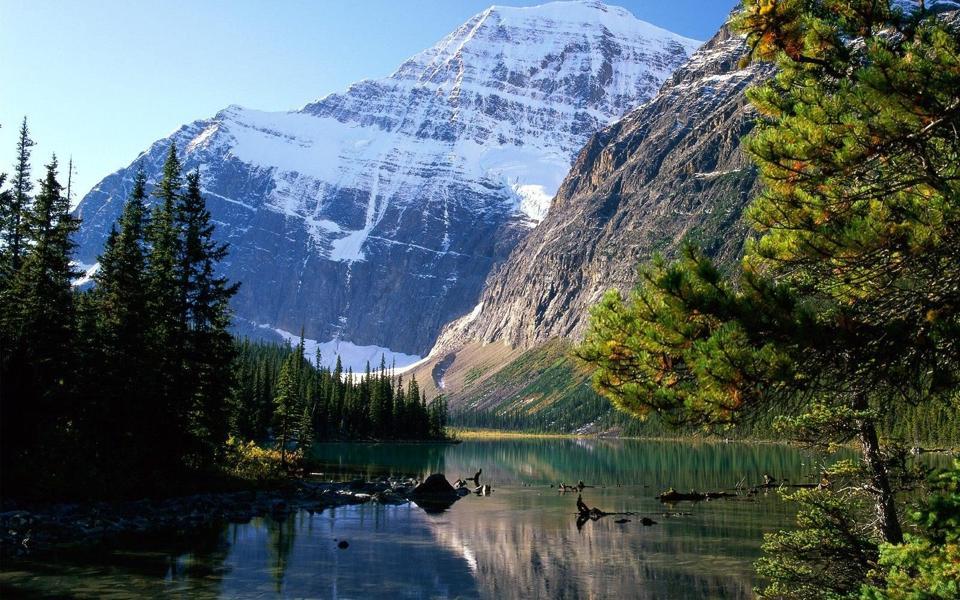 魅力无限的大自然景色桌面壁纸