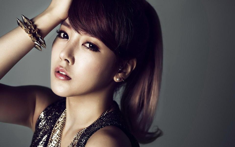 韩国时尚美女壁纸高清下载