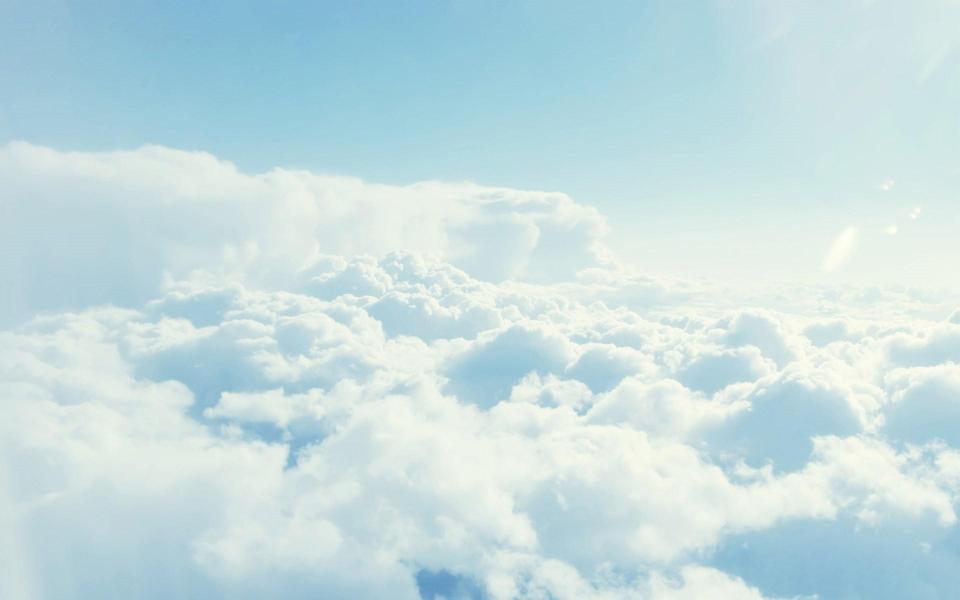 蓝天白云高清桌面背景图片-电脑桌面壁纸_壁纸大全