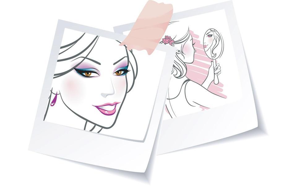 动态女孩壁纸手绘女孩壁纸非主流女孩动态壁纸