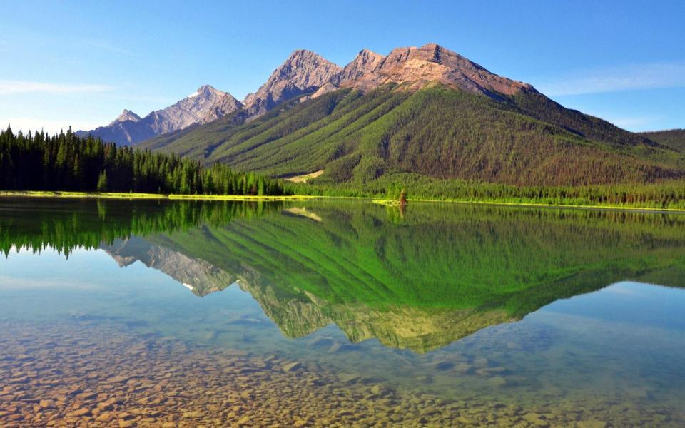 大自然山水风景桌面壁纸高清下载高清图片