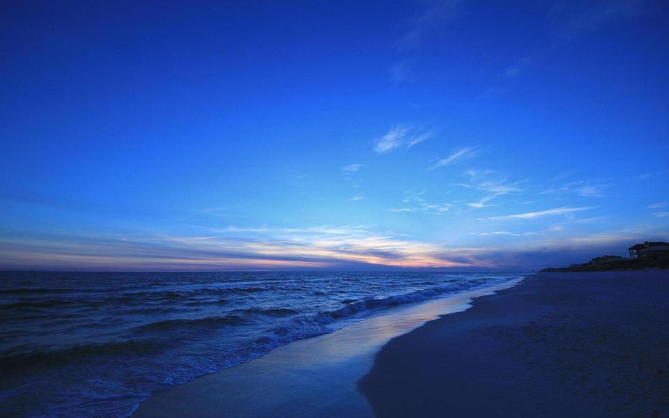 高清大海风景唯美桌面壁纸-电脑桌面壁纸_壁纸大全