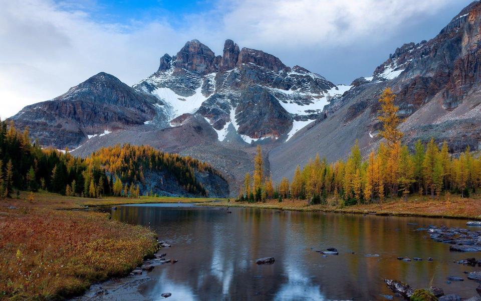 大自然山水风景图片高清美景壁纸图片