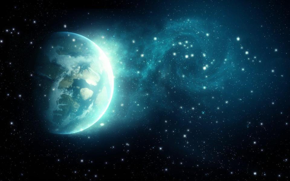超炫的星球高清壁纸