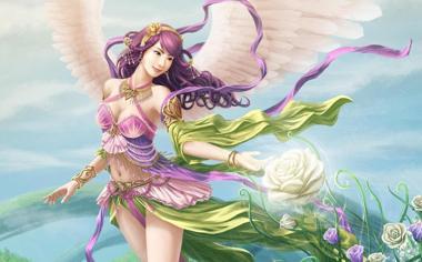 完美世界游戏美女桌面壁纸