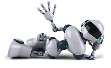 3d机器人高清壁纸下载
