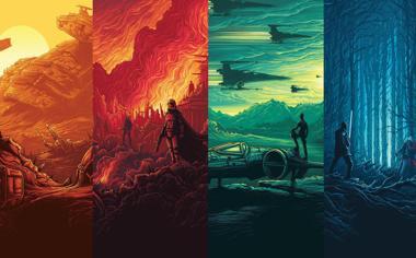 星球大战游戏画面壁纸下载