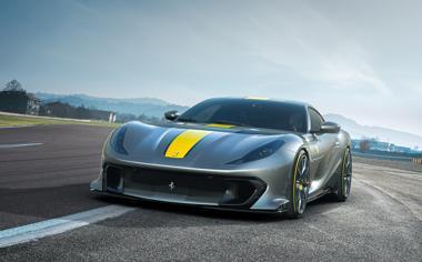 法拉利v12 versione speciale 汽车壁纸